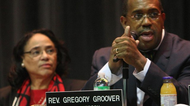 On Friday, A Minister Aims To Open A Dialogue Around Race, Social Justice