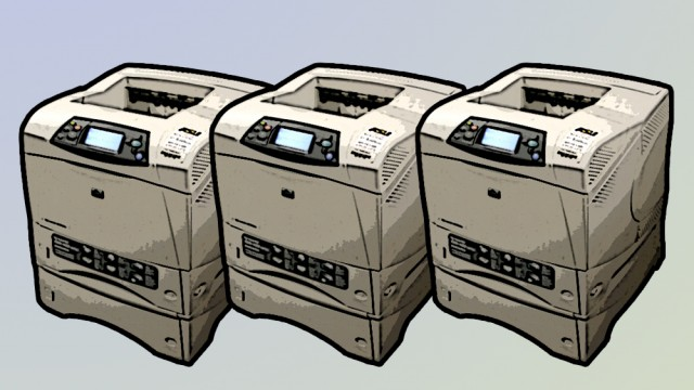 Lower's Uninstalled Printers Are Wasted Money