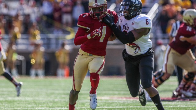 Defense Has To Limit Scoring For BC To Beat Louisville