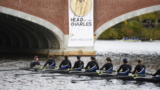 Another Cold Weekend On The Charles For Annual Regatta