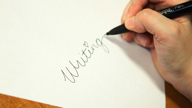Writing Straight To The Heart Of The Medium
