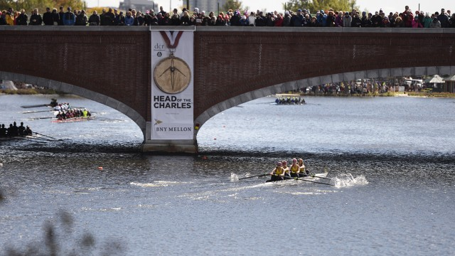 Patagonias And Preppiness Aren't All That's At Head Of The Charles