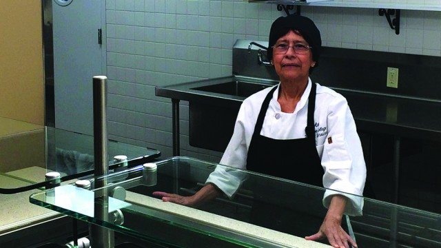 Ana Jimenez Of BC Dining: Handling Chaos With Poise