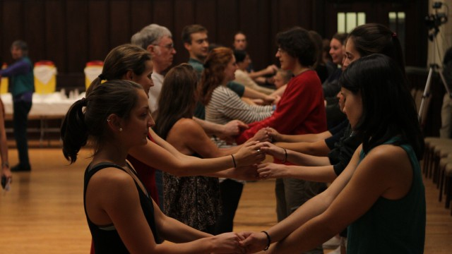 For An Evening, Gasson Goes Gaelic: Irish Dance And Ceili For All