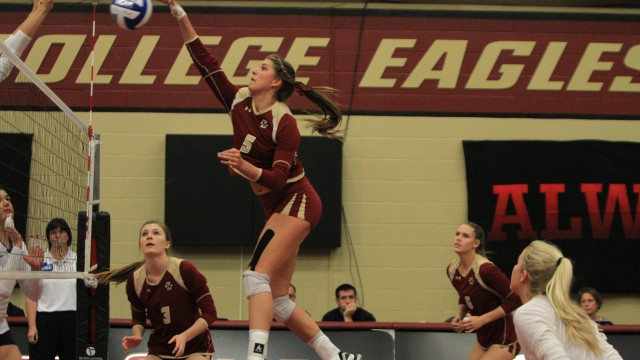 BC Swept Away By Virginia For Fifth Consecutive Loss