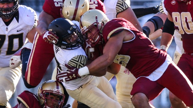 Defense Has Opportunity To Make A Statement Against Clemson