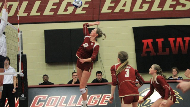 Volleyball Drops Three In A Row
