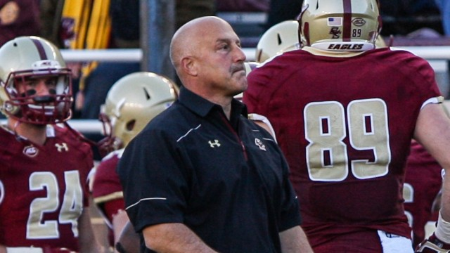 Addazio's Game Mismanagement Plagues BC In Embarrassing Loss