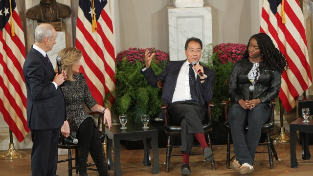 HUBweek Revisited: Reflections From The Forum At Faneuil Hall