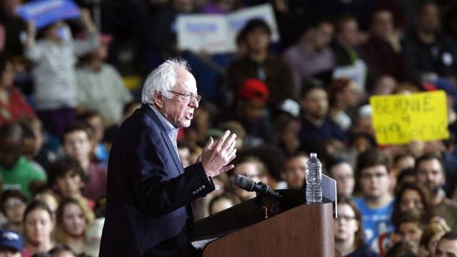 New Student Group Advocates For Bernie Sanders