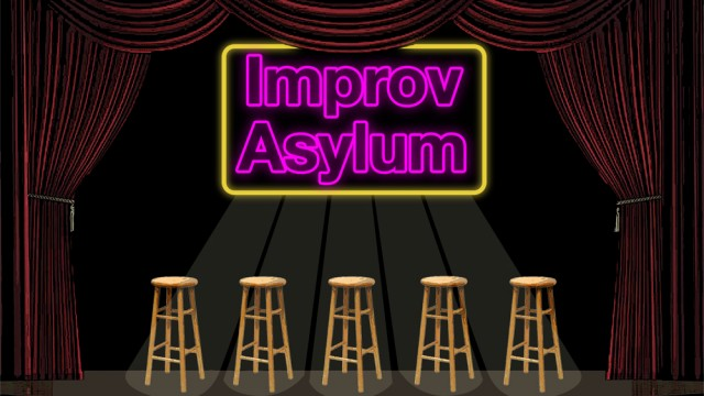 Improv Asylum Takes Over Robsham