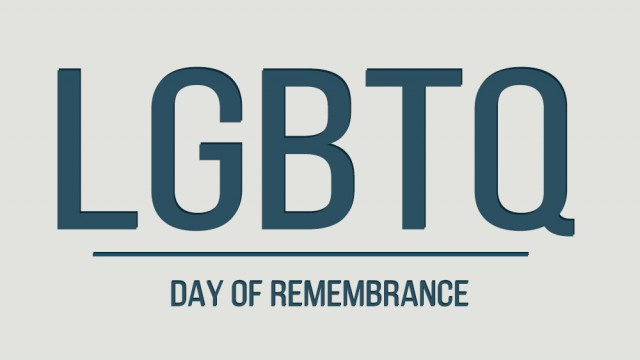 LTE: A Letter On Transgender Day Of Remembrance