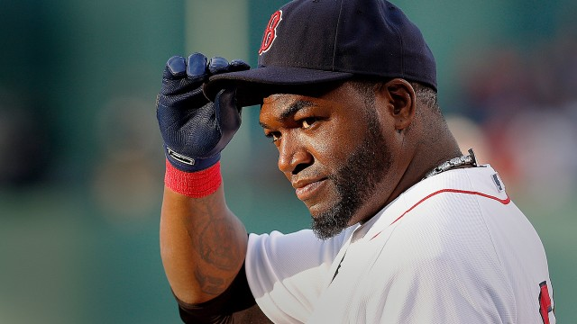 'What Are Your Thoughts On David Ortiz's Impending Retirement?'