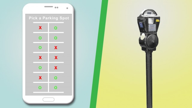Point / Counterpoint: Should Parking Apps Be Allowed In Boston?