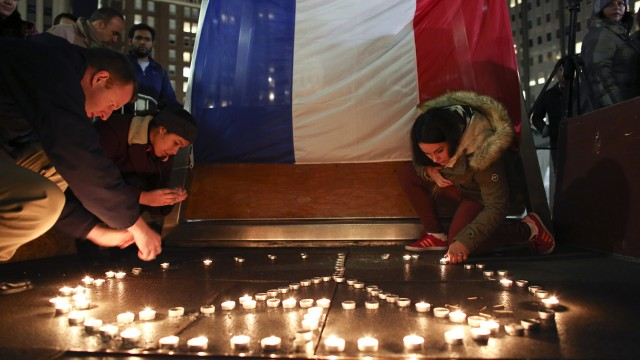 After A Weekend Of Terror, It Will Be Just Another Monday In Paris