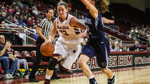 Eagles Win Close Game Over Maine In Home Opener