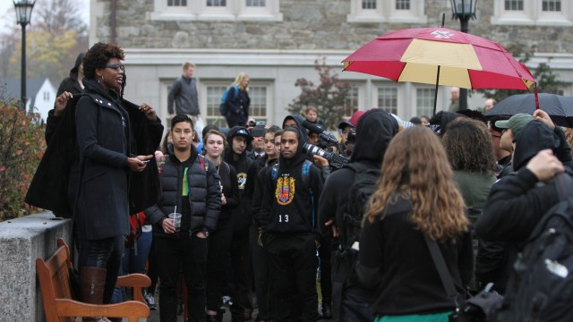Why Gathering Together To Support Mizzou Matters