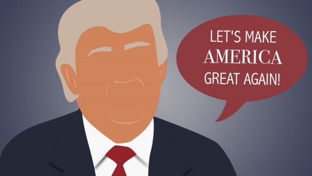 'Let's Make America Great Again': A Case Against Donald Trump