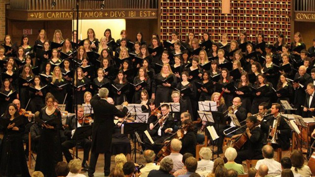 Chorale Ushers In The Winter Winds