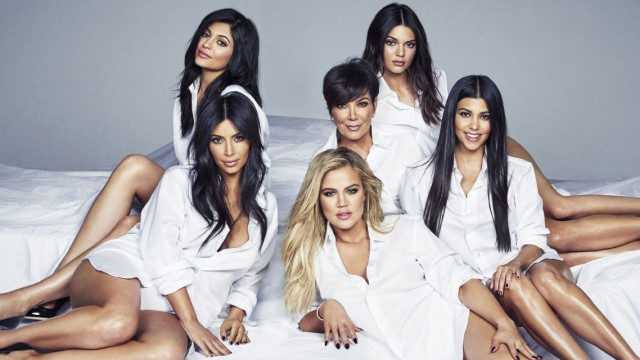 Kim Kardashian And The Art Of Being Famous