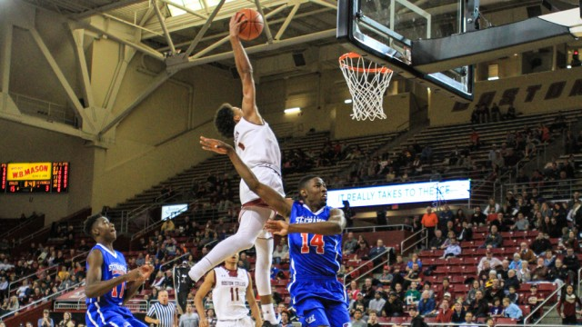 Present Meets Future In BC's Season-Opening Victory