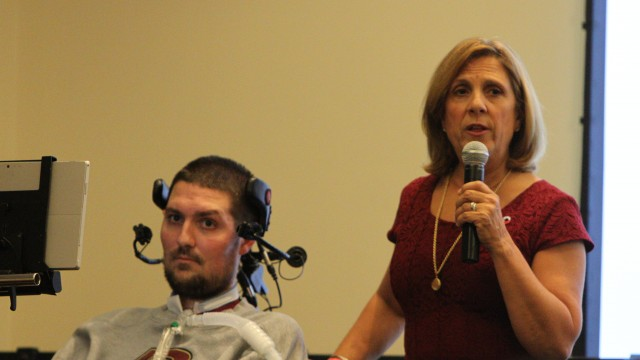 'This Is About Family': Nancy Frates On ALS And Moving Forward