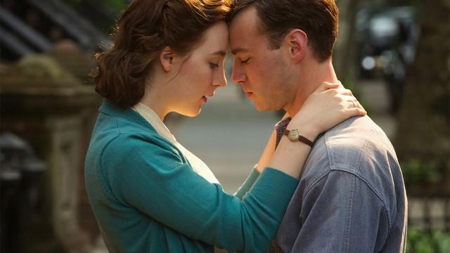 Star Saoirse Ronan Finds A Cozy Nest In 'Brooklyn'