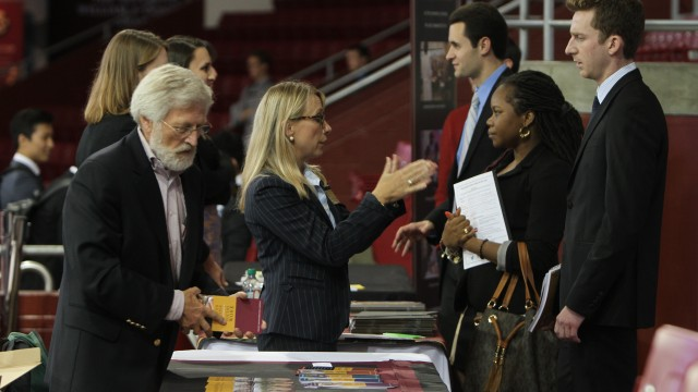 At The Career Center, A New Two-Day Conference To Explore Potential Jobs