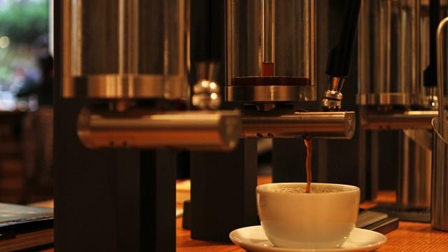 Barrington Coffee Roasting Company Stirs Up Newbury Street