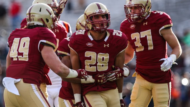 BC Playing For Pride In Final Home Game Against NC State