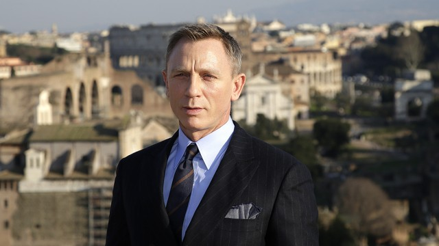 'Spectre' Can't Make It To 'Skyfall' Heights