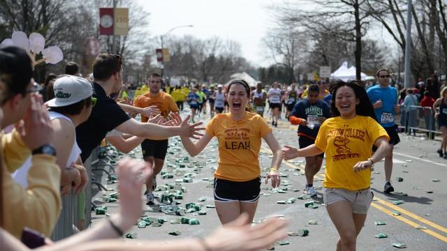 Campus School Volunteers Look Toward Upcoming 'Chilly Half-Marathon'