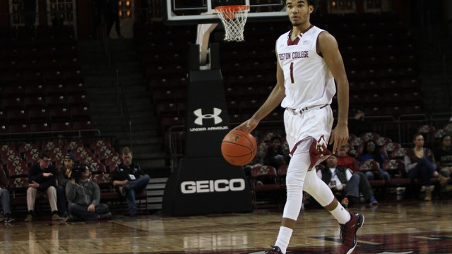 Robinson Lifts Eagles Over Fordham In ACC-A10 Challenge