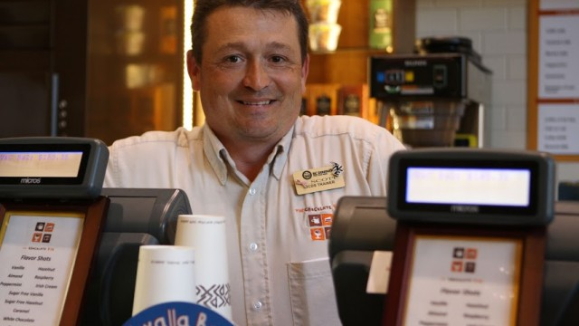 From Coffee To Physics: A New Job For The Chocolate Bar's Lead Cashier