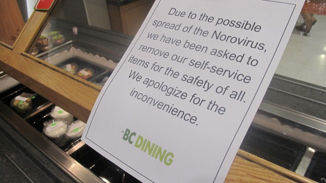 Going Viral: Health Services, Dining React To University Norovirus Epidemic