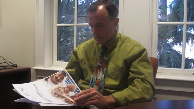 BC Biology Professor Thomas Chiles Joins Global Health Commission