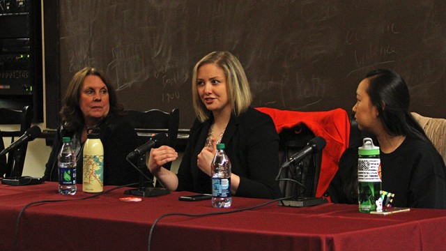 At Shea Center Panel, Female Founders Tackle Gender Gap In Entrepreneurship