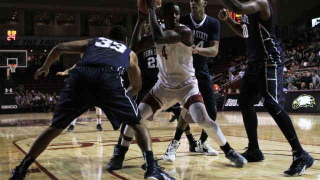 Eagles Fall To Penn State In ACC/Big Ten Challenge