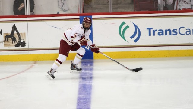 Previewing BC Women's Hockey: What to Expect in the First Round of the Beanpot