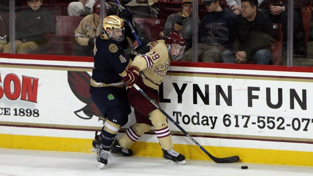 Previewing BC Hockey: How to Beat the Irish
