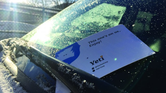 Boston Startup 'Yeti' Takes the City's Snow Removal into its Hands