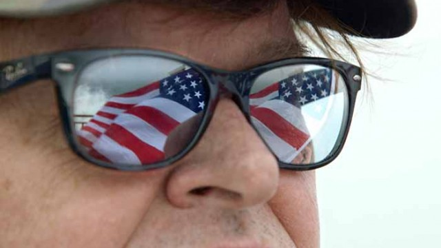 Michael Moore Assails the World in Search of Progressive Ideals