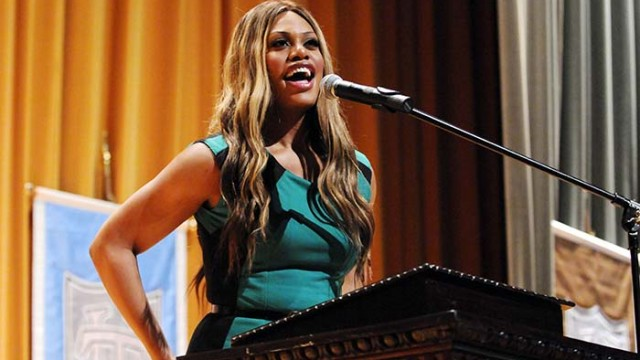 Laverne Cox, Actress and LGBTQ Advocate, Will Speak at BC Next Month
