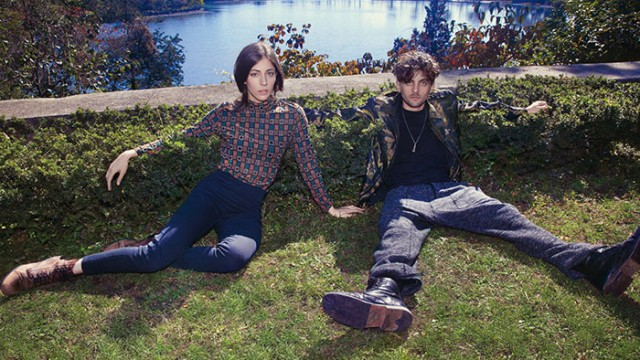Colorful Horns and 'Hollow Hearts' Exalts Chairlift's 'Moth'