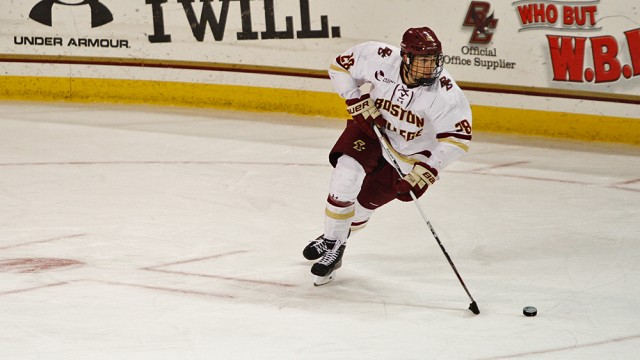 Previewing BC Hockey: How to Beat the Minutemen