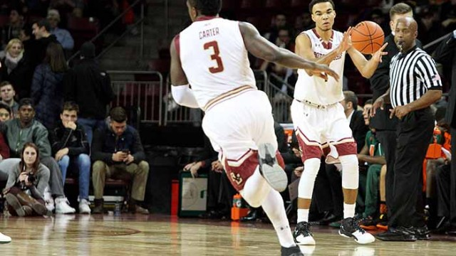 Sloppy Defense, Shot Selection Overshadow Positives Against Miami