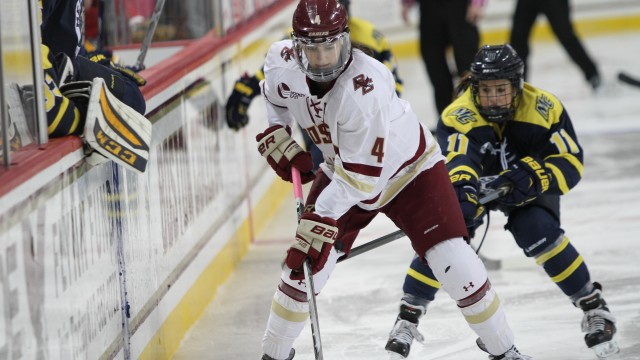 Why BC Women's Hockey Will Avoid Another Late Season Collapse