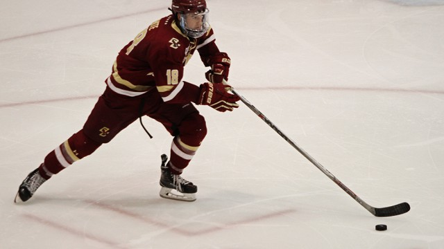 Three Eagles Nominated for Hobey Baker Award