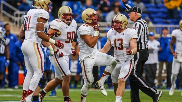Boston College Schedules Purdue for 2018 and 2020 Seasons