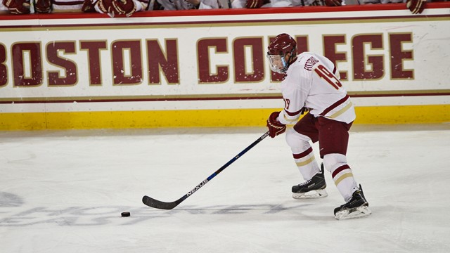 Previewing BC Hockey: How The Eagles Can Beat BU